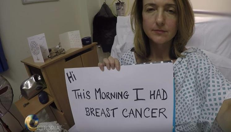 """Conduttrice Bbc: """"Stamattina avevo cancro al seno, ora non più"""""""