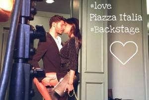 Belen Rodriguez testimonial per Piazza Italia FOTO 1