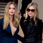 """Cara Delevingne: """"Kate Moss mi ha salvata dal suicidio"""" FOTO"""