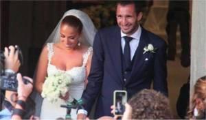 Giorgio Chiellini: chi è Carolina Bonistalli, moglie del calciatore