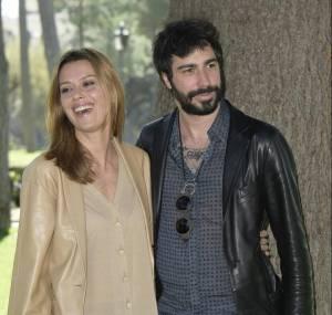 Claudia Pandolfi: chi è Marco De Angelis, compagno dell'attrice 6
