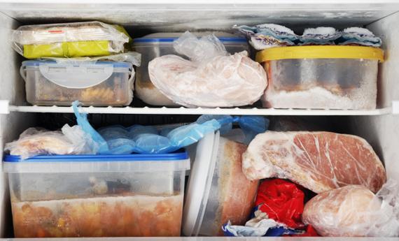 Congelare carne, pesce e verdure: la guida