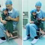 Ha paura dell'operazione al cuore: il chirurgo la consola2