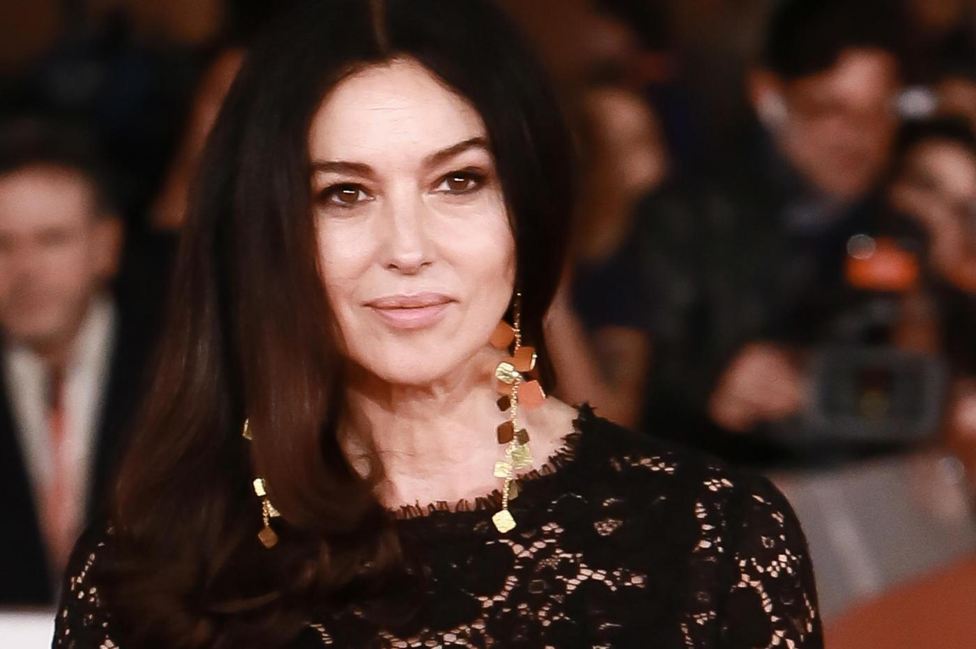 Monica Bellucci, Nicolas Lefebvre il suo nuovo amore?