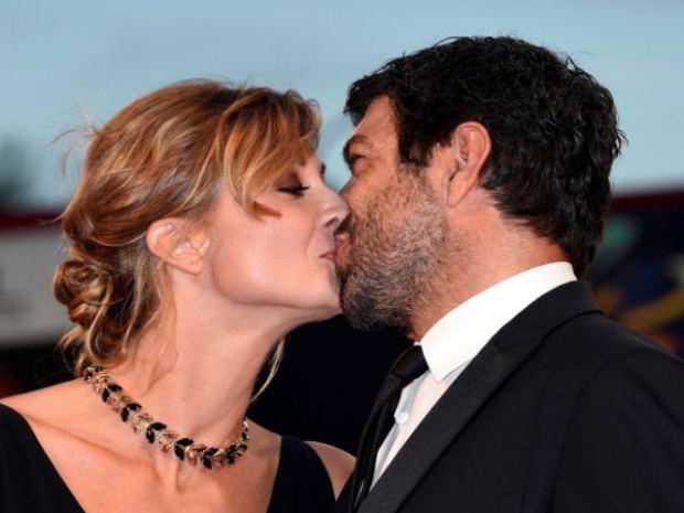 Pierfrancesco Favino: chi è Anna Ferzetti, compagna dell'attore 04