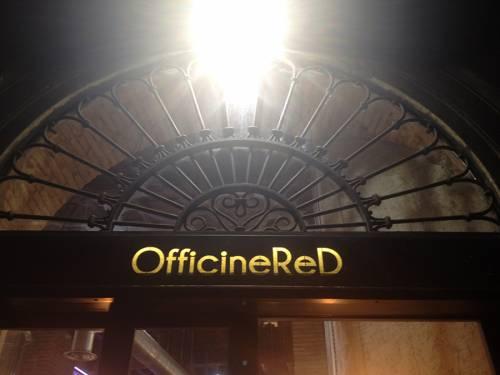 Scostumista: inaugurazione del concept store Officine Red