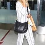 """Heidi Klum, """"pigiama"""" e infradito... ma è sempre chic!"""