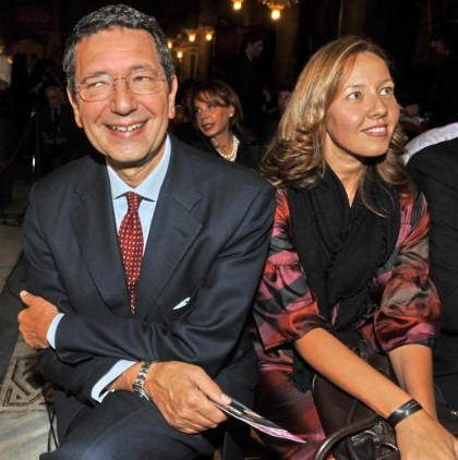 Ignazio Marino: vita privata, moglie, figlia FOTO