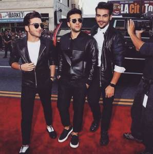 Il Volo ai Latin American Music Awards FOTO 1