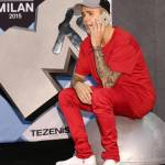 Justin Bieber a Milano per gli MTV Europe Music Awards FOTO dfg