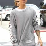Justin Bieber e James Corden insieme a Los Angeles FOTO 5