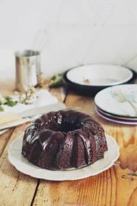 Bundt Cake al cioccolato, il dolce del 15 novembre.....