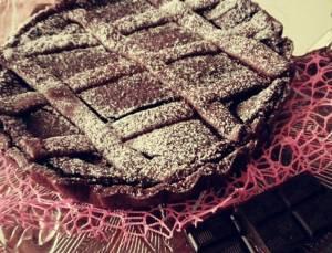 "Crostata Cioccolatosa un vero ""comfort food"" per l'anima"