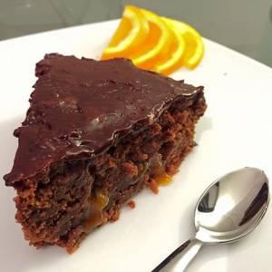 """vi presentiamo un classico della pasticceria viennese, la Sacher Torte, famosa in tutto il mondo, ma questa volta """"senza burro""""!!!!!"""