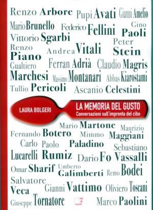 """Libri: """"La memoria del gusto"""" di Laura Bolgeri"""