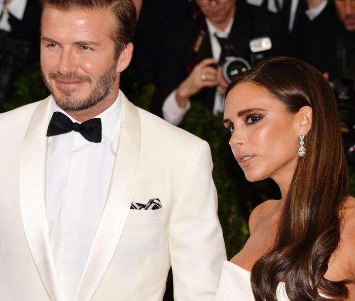 David Beckham l'uomo più sexy del mondo per People6