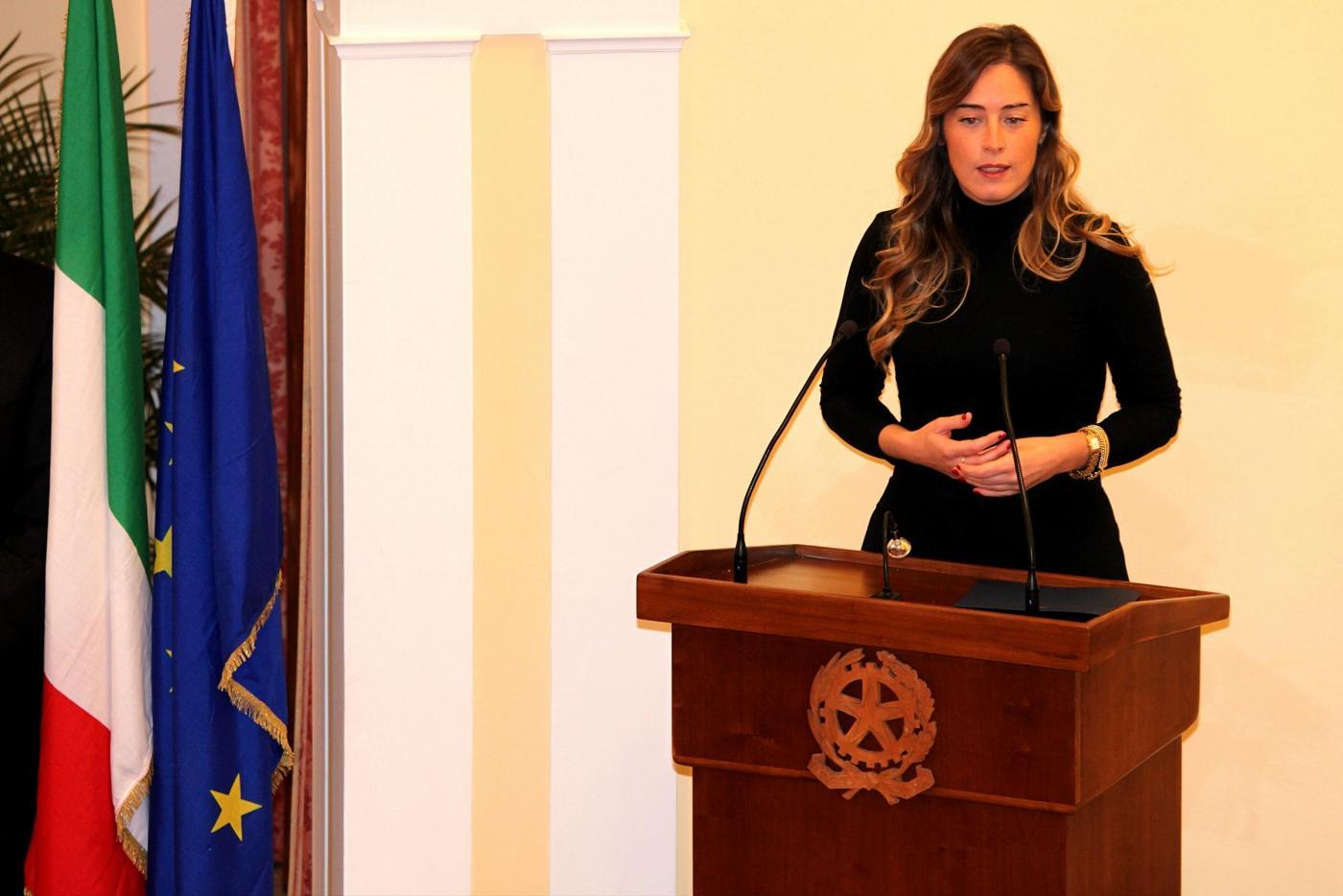 Maria Elena Boschi: svelato il nome del suo parrucchiere FOTO