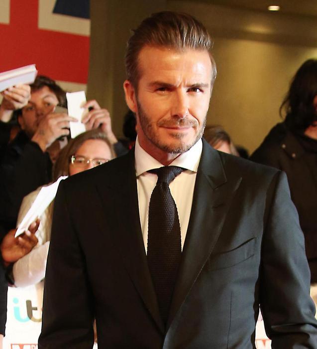 David Beckham l'uomo più sexy del mondo per People10