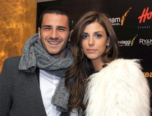 Leonardo Bonucci-Martina Maccari, chi è la moglie del calciatore