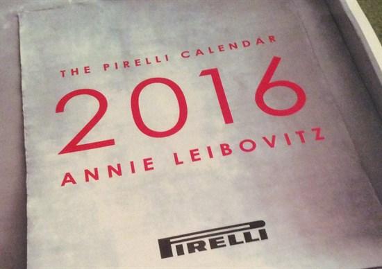Calendario Pirelli 2006 FOTO Leibovitz con Serena Williams, Amy Shumer4