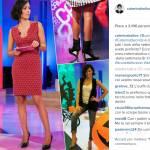 Caterina Balivo è a dieta: ecco il suo regime alimentare