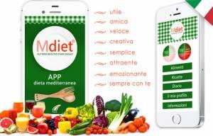 La Dieta Mediterranea diventa una APP