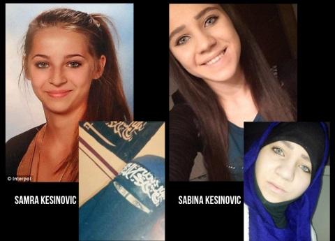 "Donne e Isis: ""Così Samra Kesinovic è stata trucidata"""