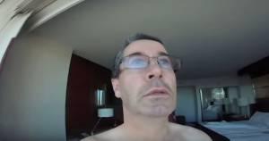 Filma tutta la vacanza con la GoPro in modalità selfie