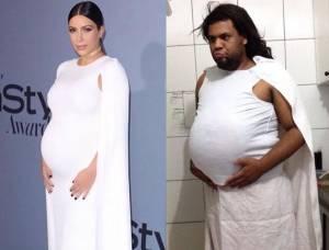 Da Kim Kardashian a Rihanna: look parodia del blogger Joao Paulo FOTO 6