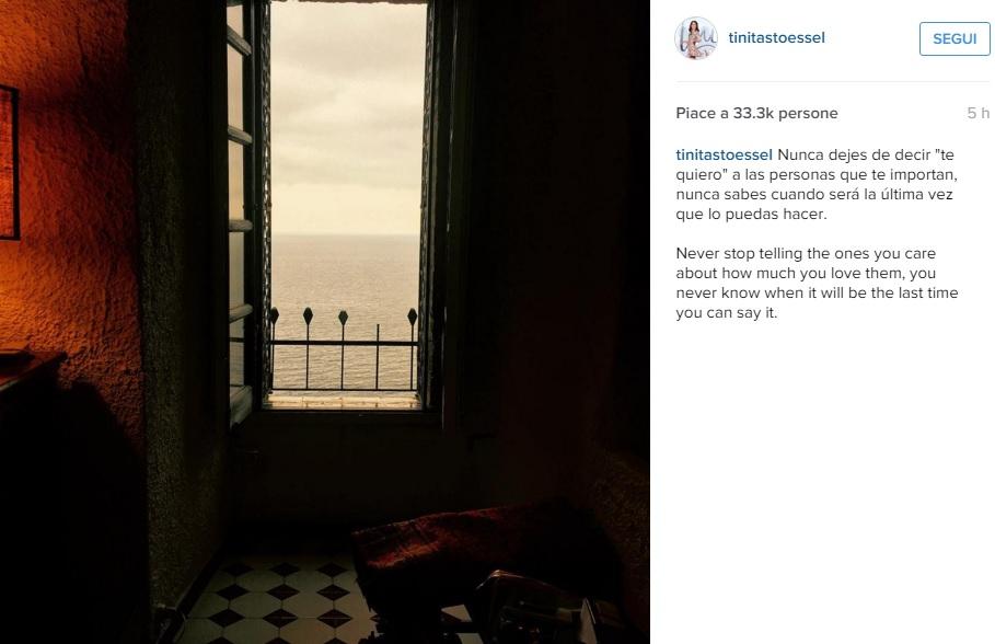 Martina Stoessel (Violetta): messaggio enigmatico su Instagram FOTO