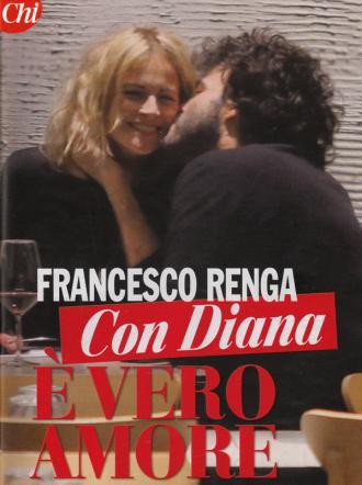 Francesco renga passione incontenibile per diana for Diana polloni