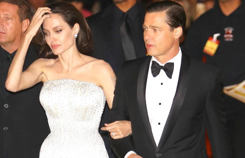 """Angelina Jolie, abito Versace alla prima """"By the sea"""" FOTO/VIDEO 3"""