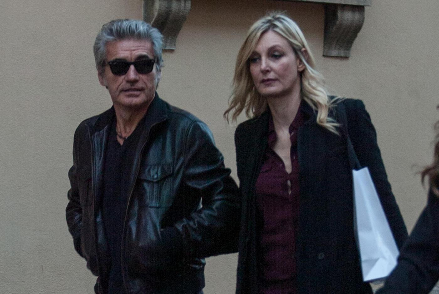 Luciano Ligabue, chi è la moglie: Barbara Pozzo FOTO