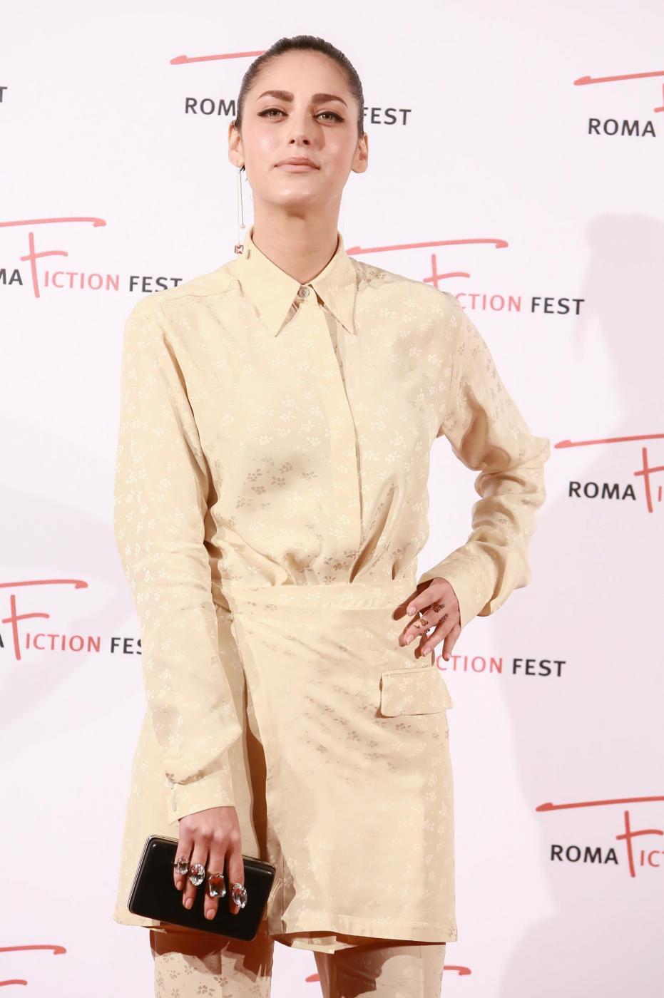 Miriam Leone, look castigato al Roma Fiction Fest FOTO 4