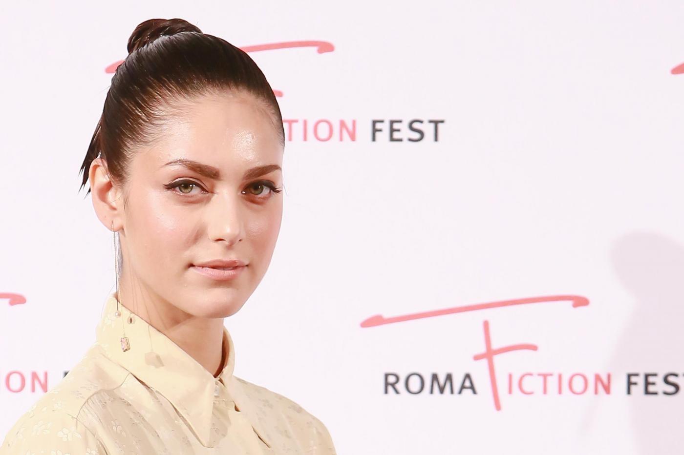 Miriam Leone, look castigato al Roma Fiction Fest FOTO 5
