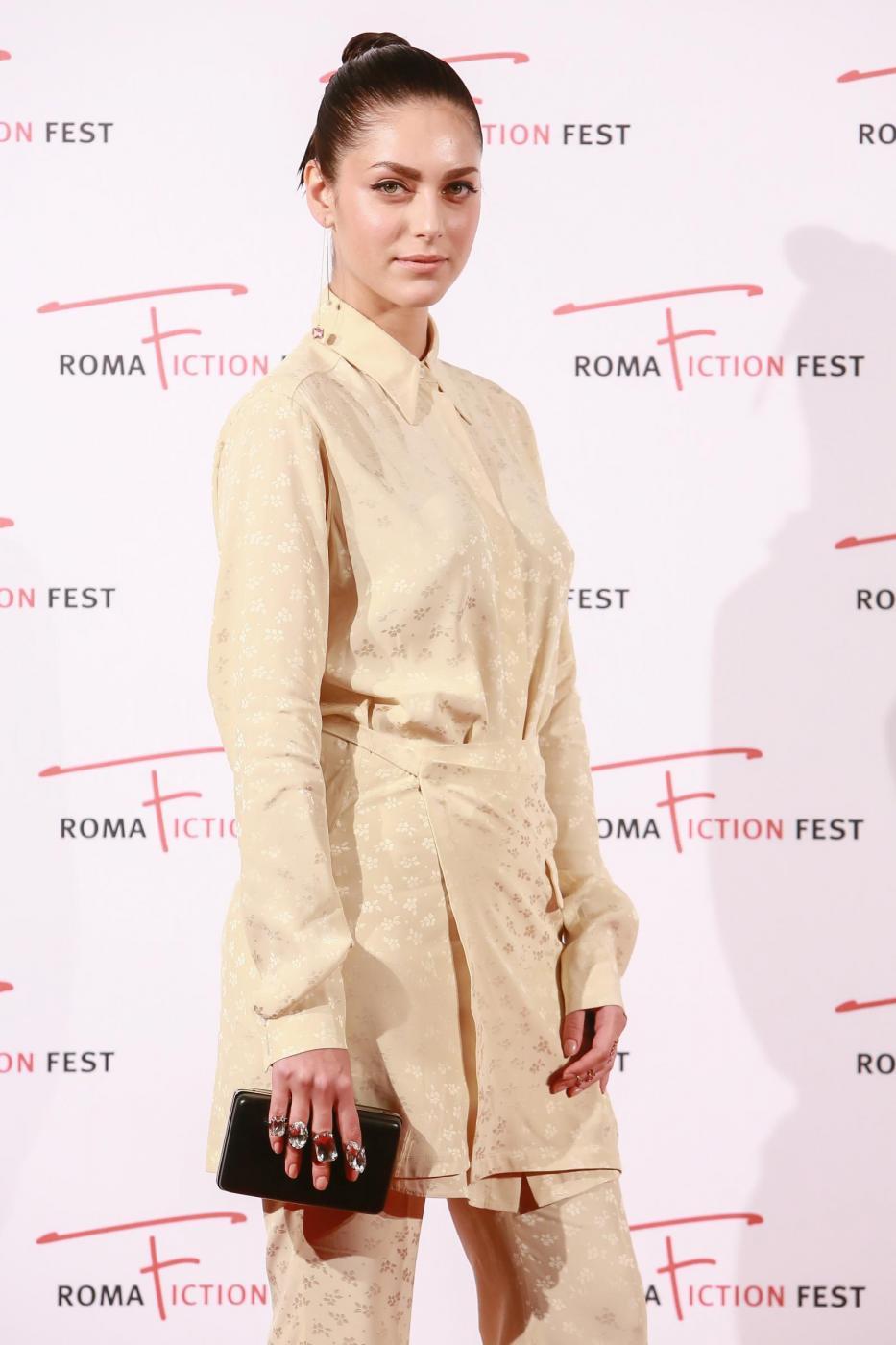 Miriam Leone, look castigato al Roma Fiction Fest FOTO 6