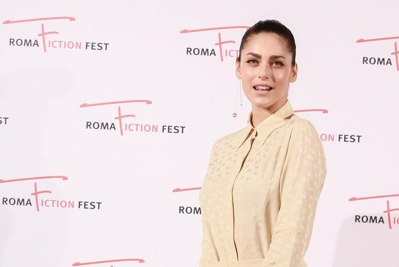 Miriam Leone, look castigato al Roma Fiction Fest FOTO 9