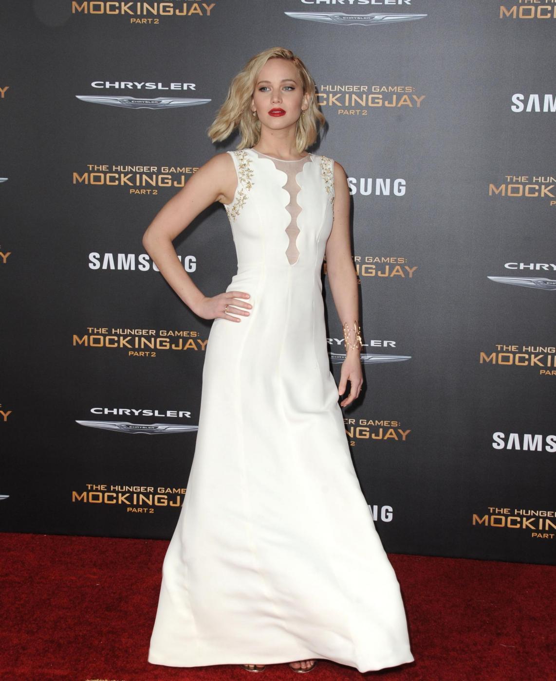Jennifer Lawrence sempre più magra. Le FOTO 2