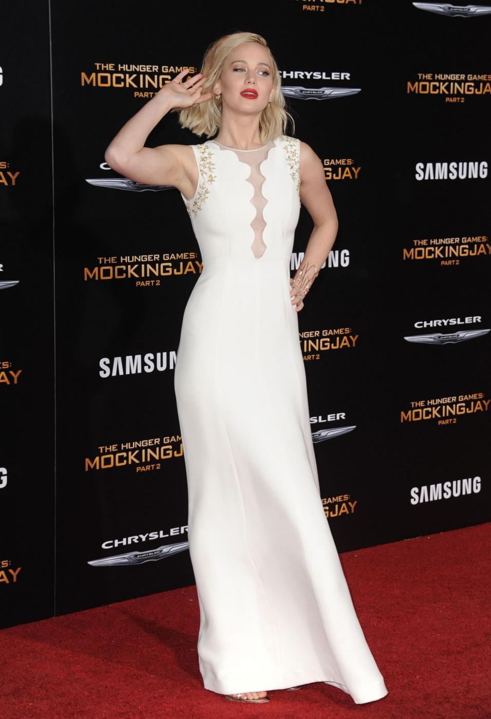 Jennifer Lawrence sempre più magra. Le FOTO 3