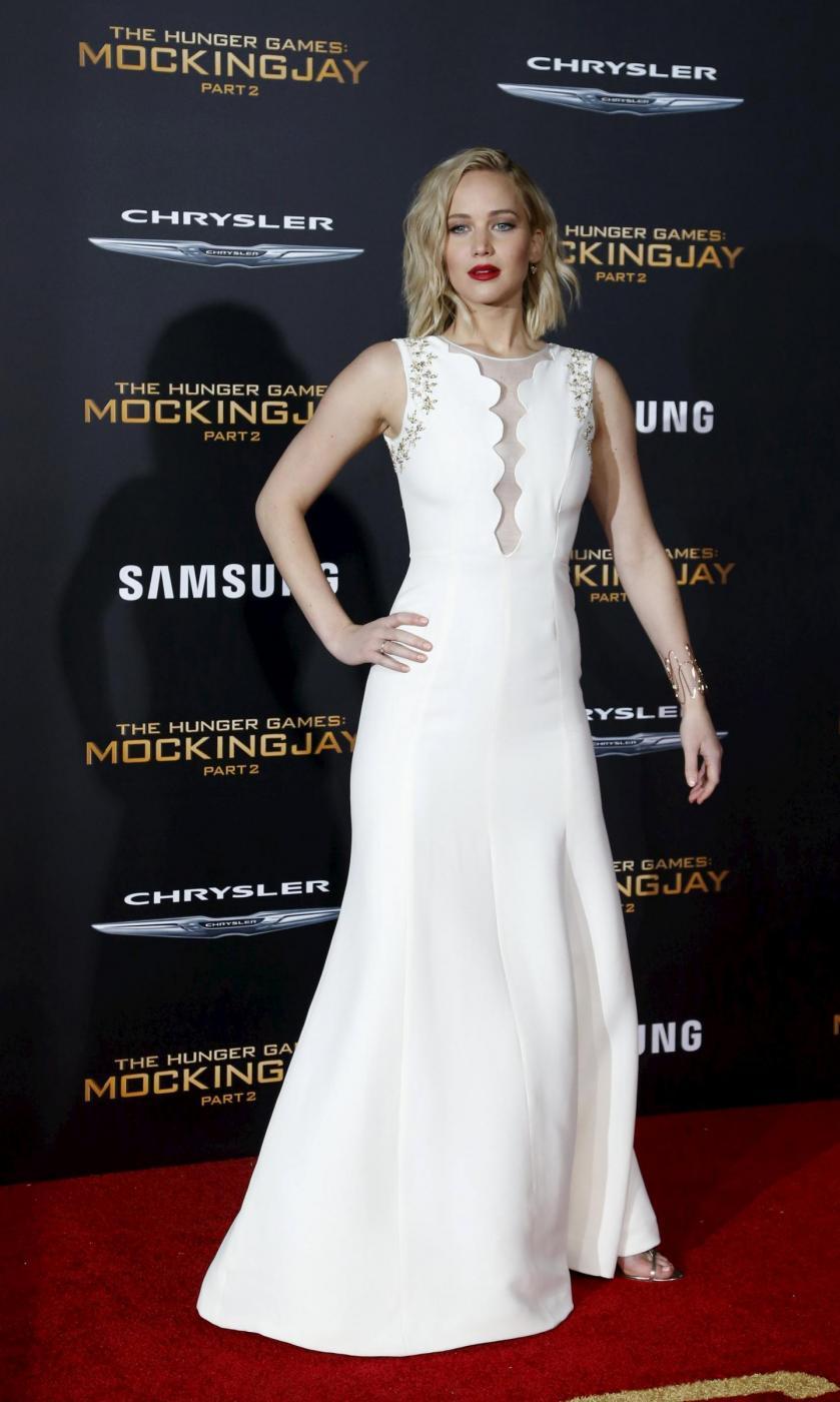 Jennifer Lawrence sempre più magra. Le FOTO 4