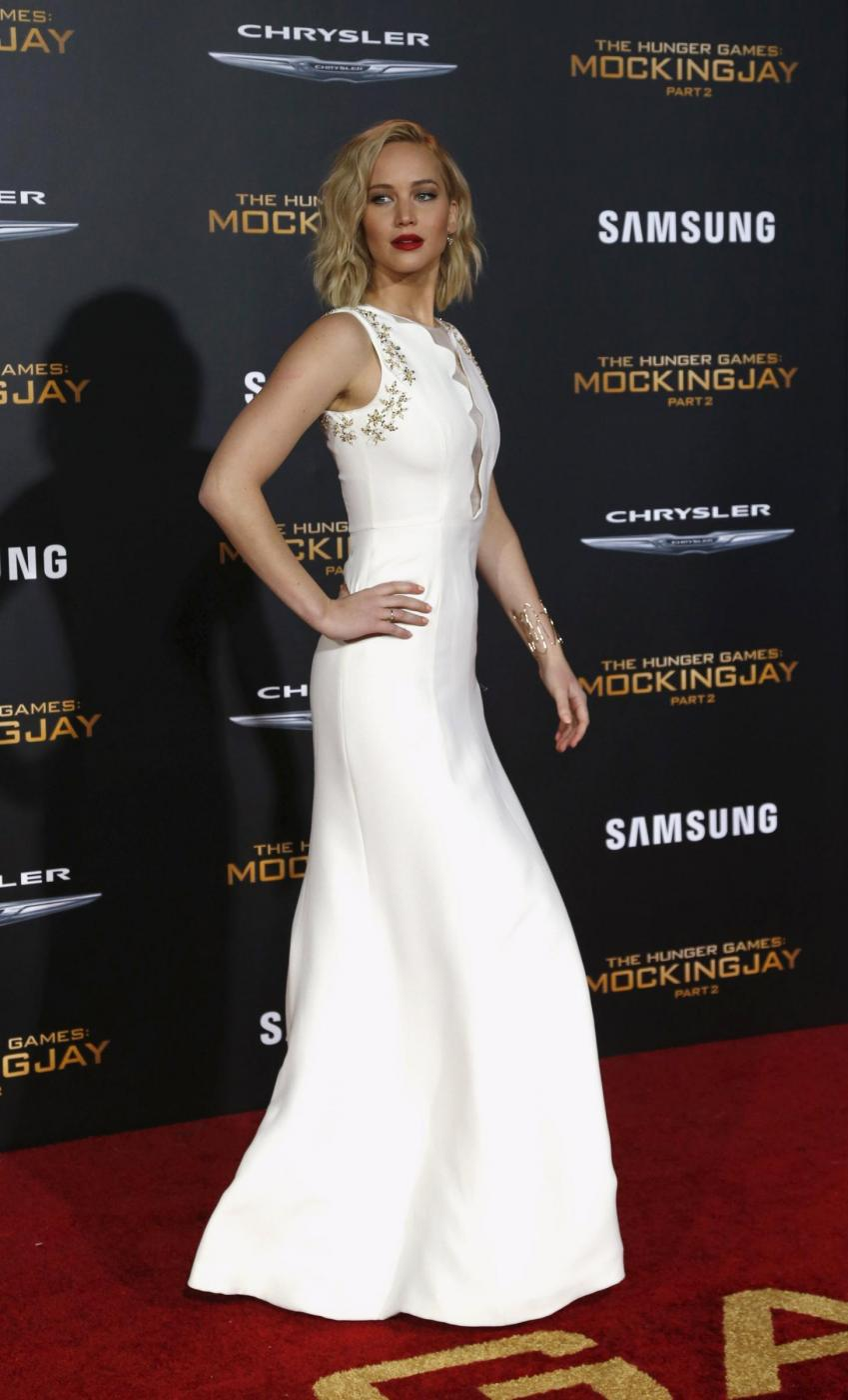 Jennifer Lawrence sempre più magra. Le FOTO 6