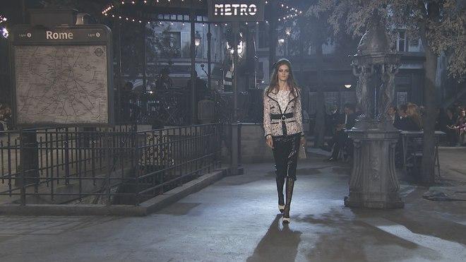 Chanel e Cinecittà per Métiers d'Art FOTO