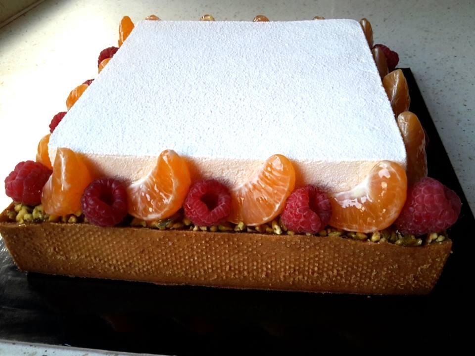 Speciale Natale: Crostata al Mandarino