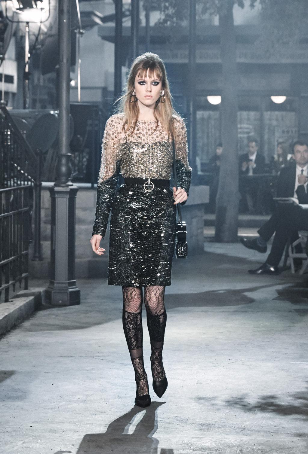 Chanel e Cinecittà per Métiers d'Art FOTO 1