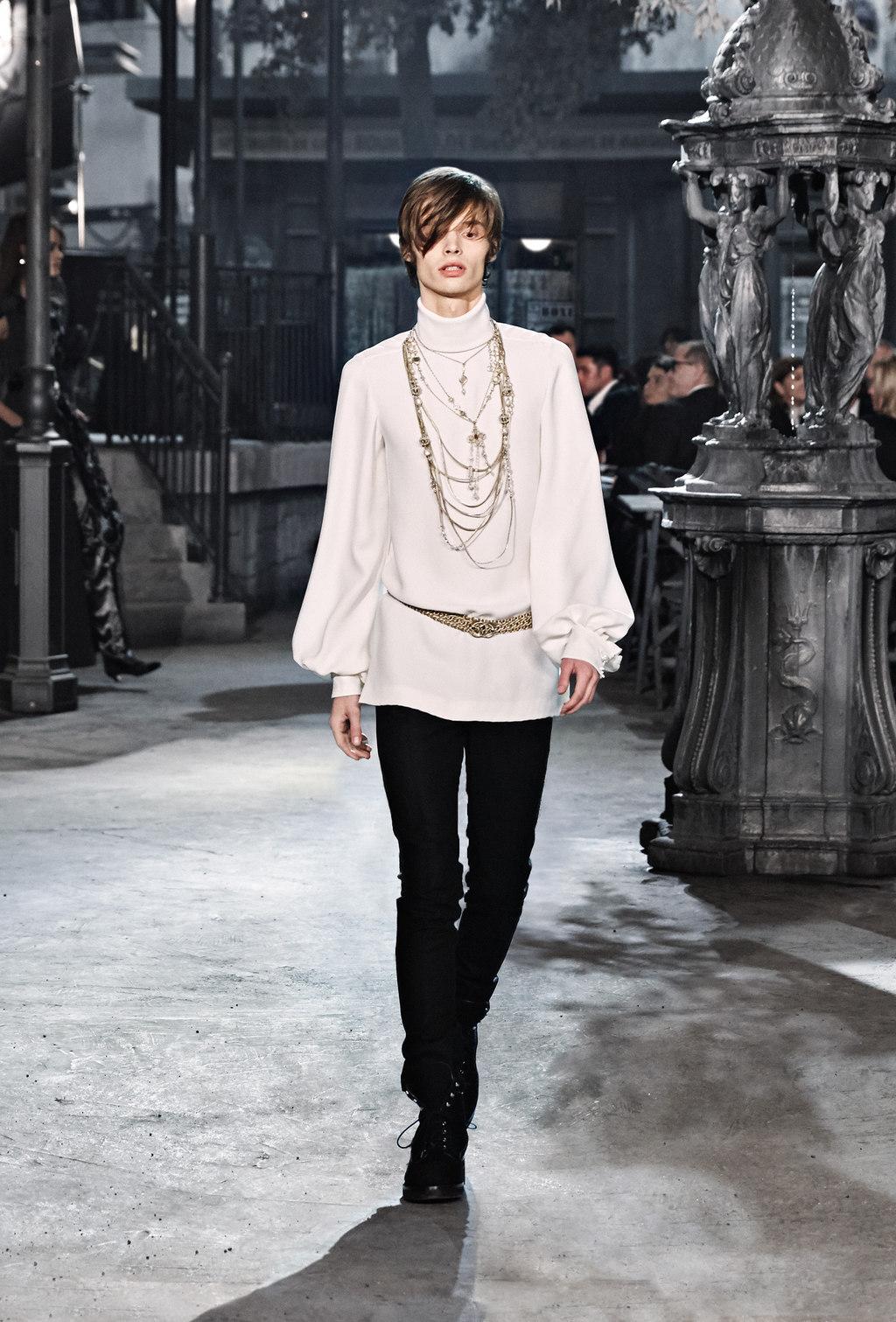 Chanel e Cinecittà per Métiers d'Art FOTO 8