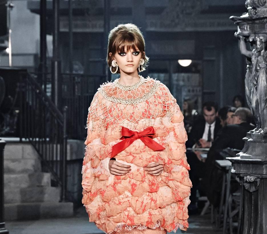 Chanel e Cinecittà per Métiers d'Art FOTO io