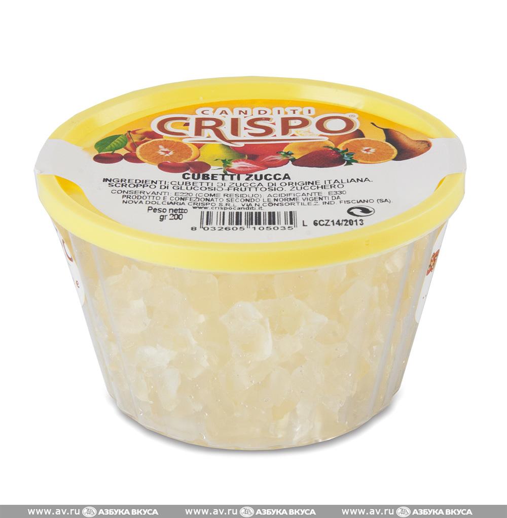 Canditi Crispo: un orgoglio del made in italy!