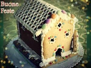 Speciale Natale: Casetta di spezie senza glutine