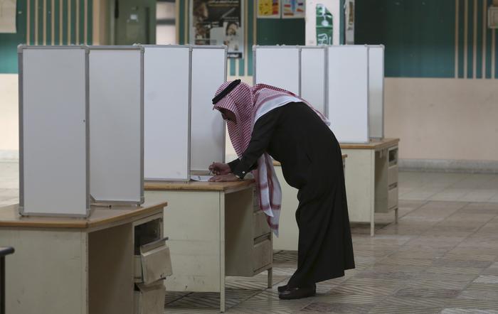 Arabia Saudita, donne elette nei consigli comunali8
