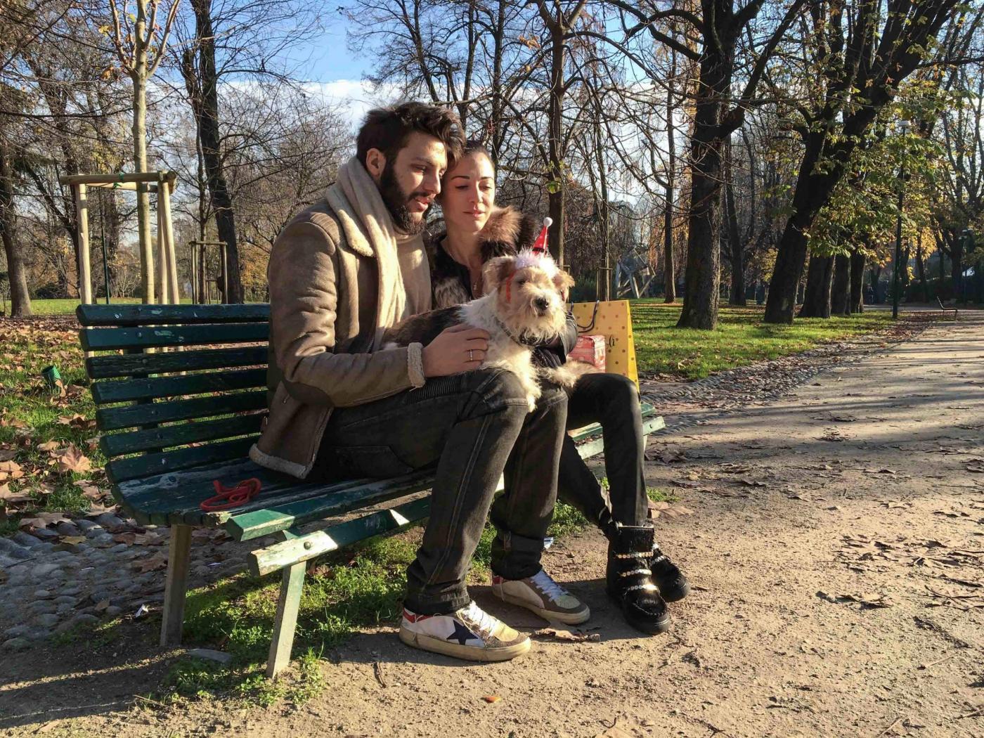 Federica Torti, shopping con il fidanzato Federico Balocco8
